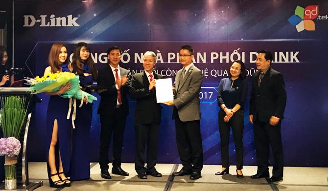 D-Link công bố nhà phân phối sản phẩm doanh nghiệp tại Việt Nam - ảnh 1