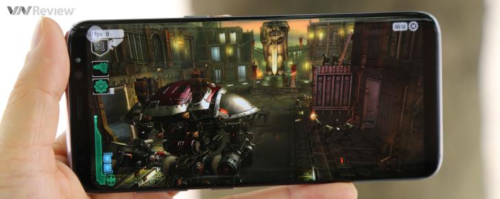 Galaxy S8 vs iPhone 7 Plus: đọ hiệu năng, so độ mượt game nặng