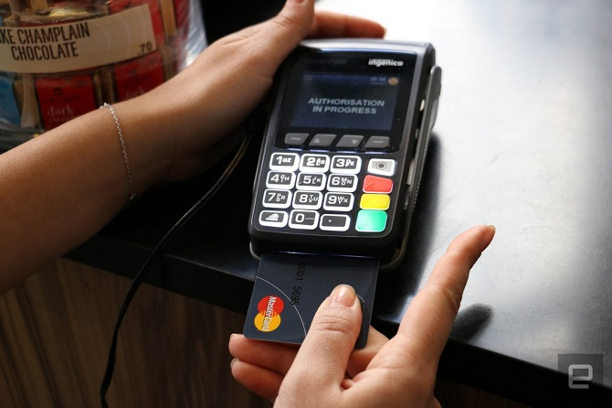 MasterCard tích hợp cảm biến vân tay vào trong thẻ thanh toán - ảnh 2