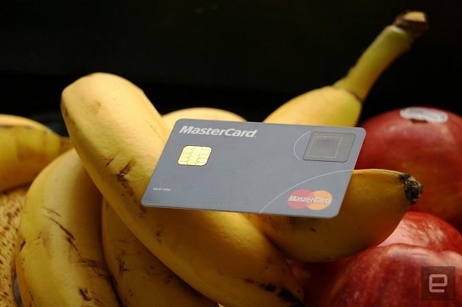 MasterCard tích hợp cảm biến vân tay vào trong thẻ thanh toán - ảnh 3