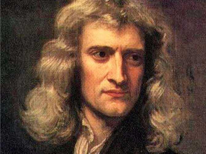 Isaac Newton từng mất 3 triệu USD vào cổ phiếu - ảnh 1