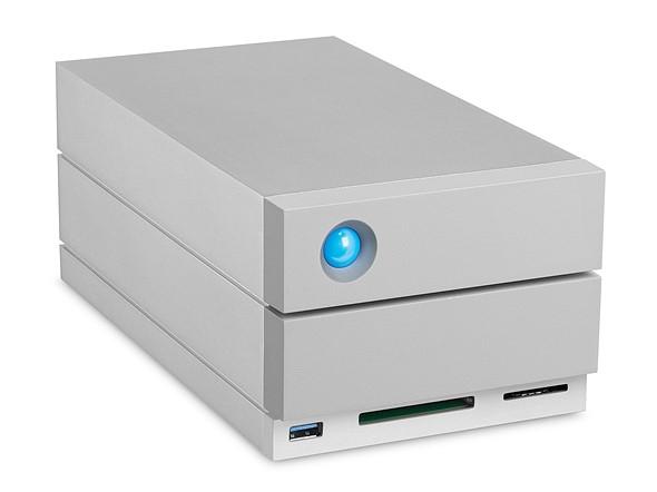 LaCie ra mắt dock lưu trữ RAID 2big 2-bay với công nghệ Thunderbolt 3 - ảnh 2