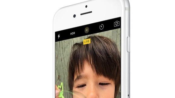 Apple cho phép tích hợp Live Photos vào website, ứng dụng - ảnh 1