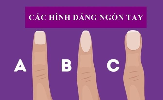 Hình dáng ngón tay tiết lộ điều gì về tính cách của bạn? - ảnh 1