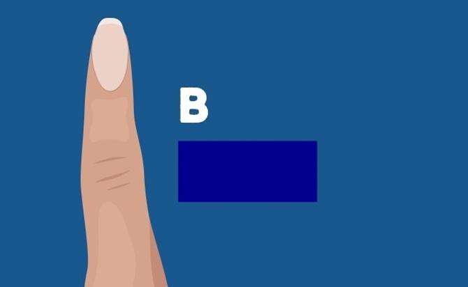 Hình dáng ngón tay tiết lộ điều gì về tính cách của bạn? - ảnh 3
