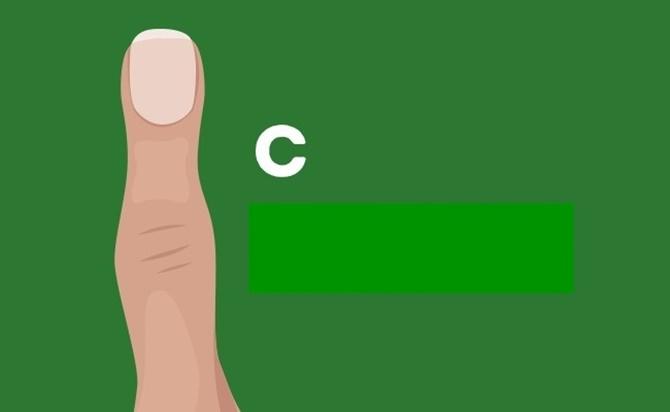 Hình dáng ngón tay tiết lộ điều gì về tính cách của bạn? - ảnh 4