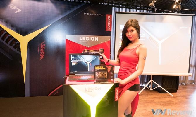 Lenovo ra mắt dòng laptop chơi game chuyên nghiệp Legion - ảnh 9