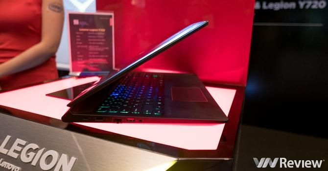 Lenovo ra mắt dòng laptop chơi game chuyên nghiệp Legion - ảnh 5