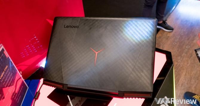 Lenovo ra mắt dòng laptop chơi game chuyên nghiệp Legion - ảnh 3