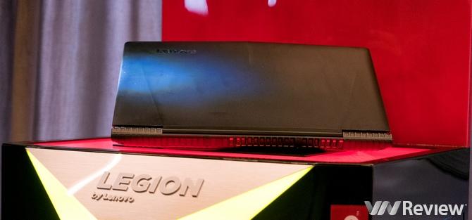 Lenovo ra mắt dòng laptop chơi game chuyên nghiệp Legion - ảnh 4