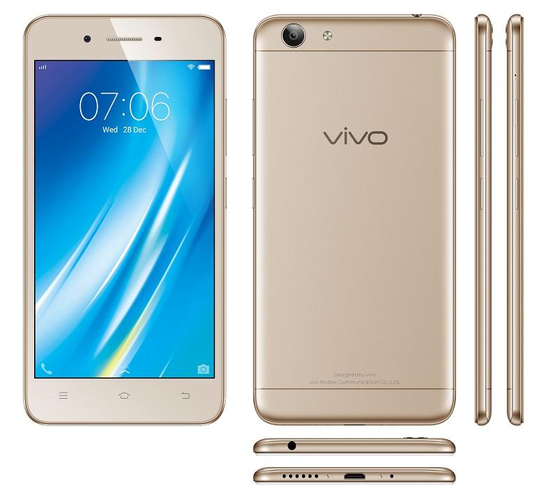 Vivo ra mắt smartphone giá rẻ Y53 có bộ lọc ánh sáng xanh - ảnh 1