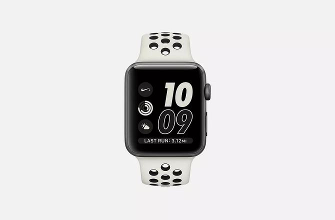 Apple và Nike trình làng Apple Watch Series 2 giới hạn - ảnh 1