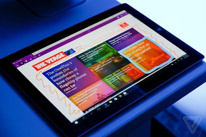 Microsoft hứa nâng cấp định kỳ Windows 10