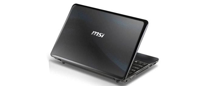 MSI nâng cấp sản phẩm netbook Wind U270