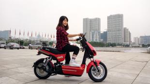 Pega giới thiệu 4 mẫu xe điện mới, chống nước, mỗi lần sạc đi được 100km