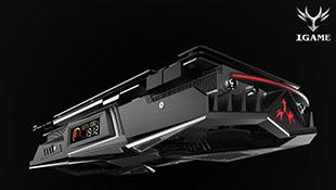 Colorful giới thiệu card đồ họa iGame GTX1080Ti Vulcan X OC