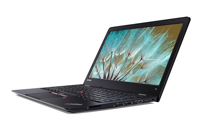 Lenovo ra mắt ThinkPad Ultrabook 13.3 inch: pin 11 giờ, giá từ 16,99 triệu đồng