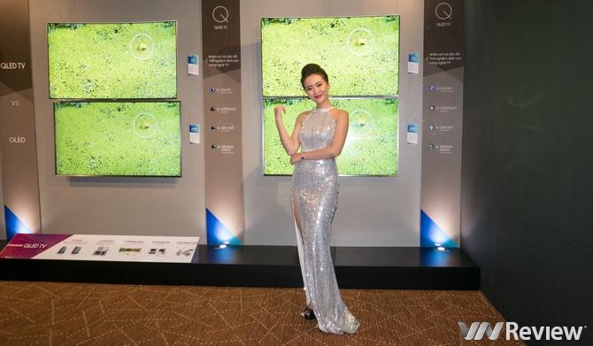 Samsung ra mắt TV QLED tại Việt Nam, giá từ 65 triệu đồng