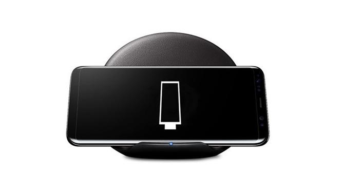 Tính năng sạc nhanh của Galaxy S8 không làm việc với dock sạc cũ