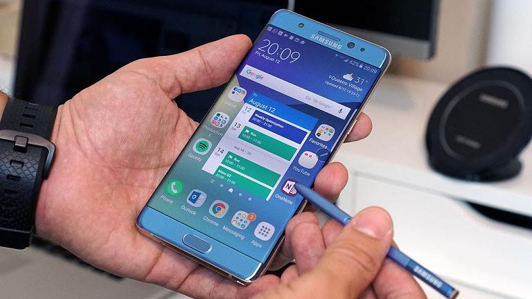 Galaxy Note 7 tân trang lộ giá bán rẻ hơn bản gốc 5 triệu đồng tại Hàn Quốc