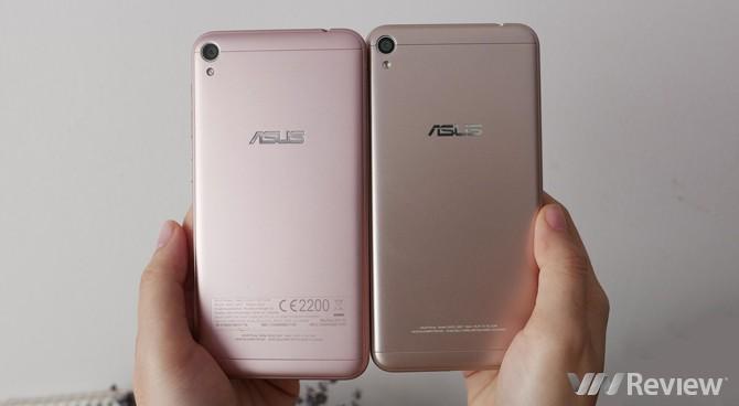 Asus ra mắt ZenFone Live dành cho tín đồ livestream, giá 3,7 triệu đồng