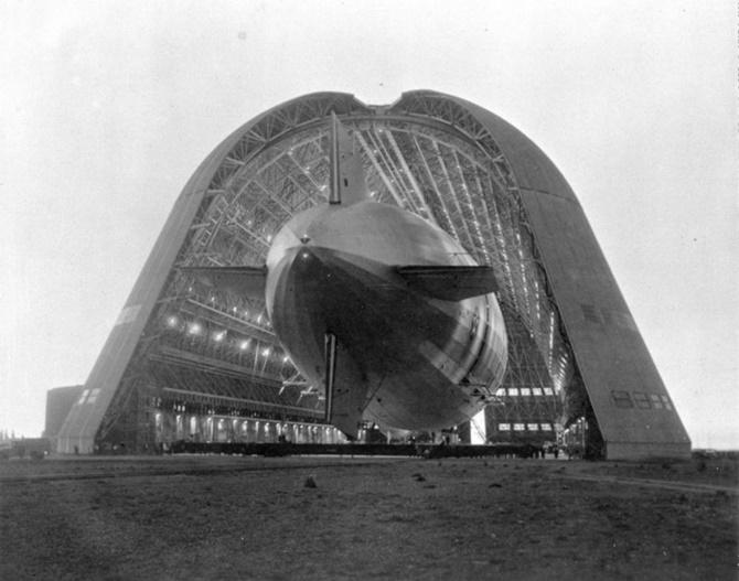 Bloomberg: Sergey Brin - đồng sáng lập Google - đang phát triển một chiếc airship bí mật
