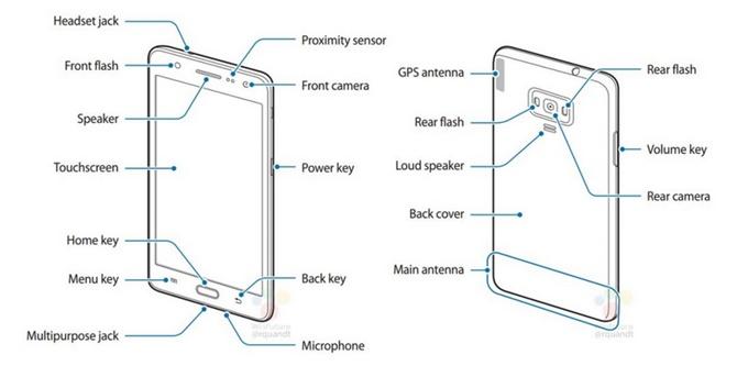 Samsung Z4 chạy Tizen lộ diện