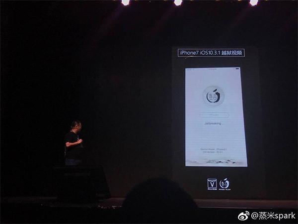iOS 10.3.1 đã bị jailbreak, tuần sau có công cụ bẻ khóa