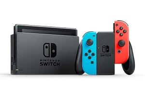 Nintendo đã bán 2,74 triệu máy Switch trong tháng Ba
