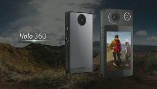 Holo 360: camera VR 360 độ kiêm smartphone Android