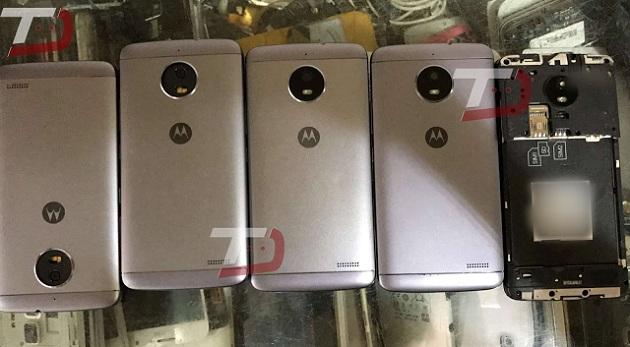Moto E4 Plus xuất hiện với pin 5000mAh
