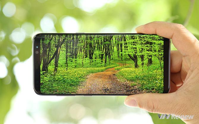 10 smartphone chính hãng đáng chú ý bán ra tháng 5/2017