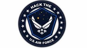 Mời... hack website của Không quân Mỹ