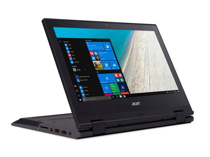 Laptop chạy Windows 10 S đầu tiên của Acer trình làng