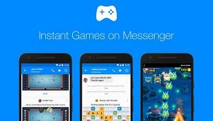 Facebook phát hành rộng rãi Instant Games cho Messenger