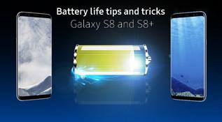 11 bước tối ưu hóa thời lượng pin cho Galaxy S8
