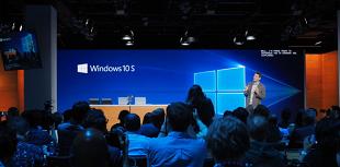 Windows 10 S không cho phép đổi trình duyệt mặc định