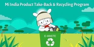 Xiaomi giới thiệu chương trình tái chế smartphone, sạc dự phòng