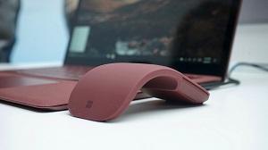 Microsoft tung ra chuột máy tính Surface Arc với thiết kế bắt mắt