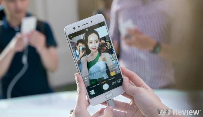 Oppo F3 chính thức ra mắt: vẫn có camera kép, giá 7,49 triệu đồng