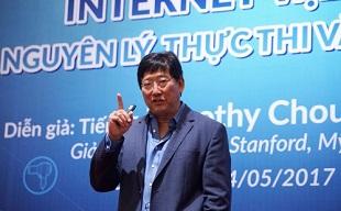 """""""Cuộc chơi IoT"""" dưới góc nhìn của TS. Timothy Chou"""
