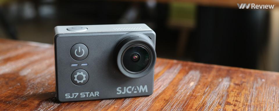 Đánh giá camera hành động SJCam SJ7 Star: thiết kế đẹp, quay phim 4K
