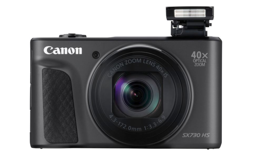 Máy ảnh siêu zoom Canon SX730 HS tại Việt Nam có giá 9 triệu đồng
