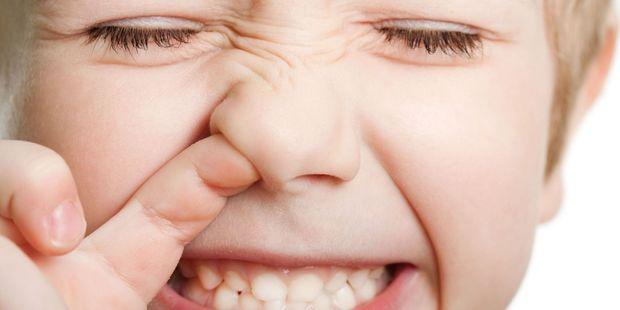 Ngoáy mũi