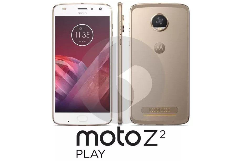 Chiếc Moto Z2 Play sẽ
