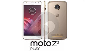 """Chiếc Moto Z2 Play sẽ """"bỏ qua"""" những ưu điểm của thế hệ trước?"""
