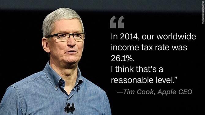 Apple rơi vào tình thế tiến thoái lưỡng nan: làm gì với đống tiền mặt 250 tỷ USD?