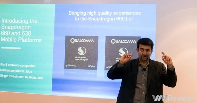 Qualcomm ra mắt Snapdragon 630 và 660 - 187367