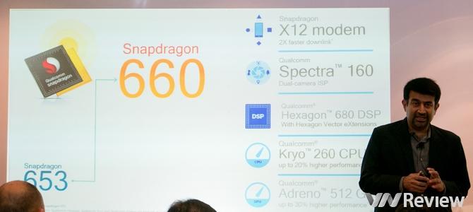 Qualcomm ra mắt Snapdragon 630 và 660 - 187373