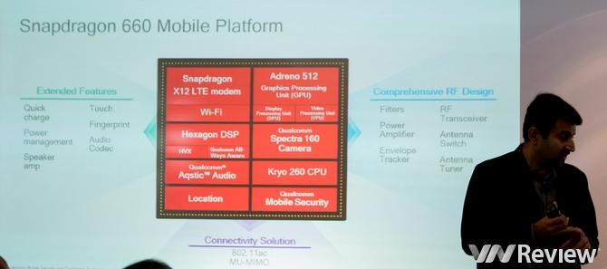 Qualcomm ra mắt Snapdragon 630 và 660 - 187375
